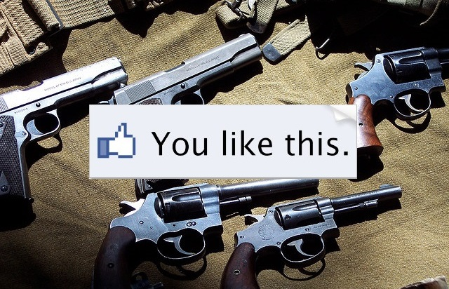 What Would You Do With A Gun in Your Facebook? Anti Social Networking on the Undernet