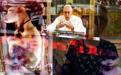 Pope TED Talk Kills Daughter Live In Artificial Womb