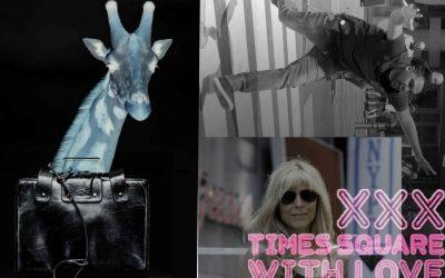 XXX Times Square Giraffe, The Ultimate Power Accessory