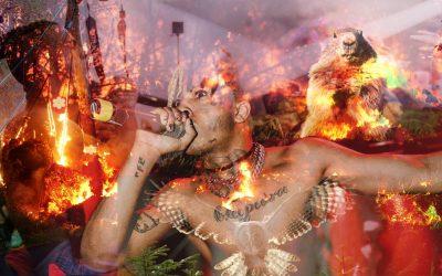 XXXTentacion Volcano Biological Annihilation