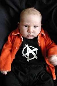 baby anarchist
