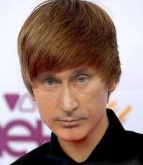 Vladimir Bieber Enters Justin Putins Ukraine